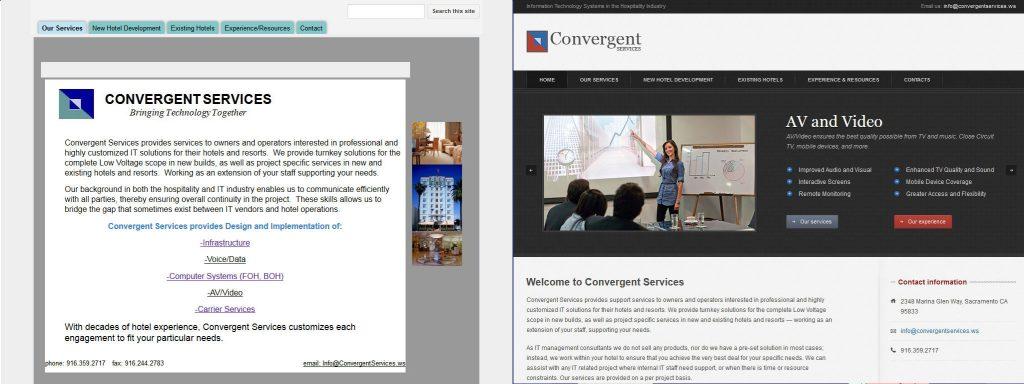Convergent Services