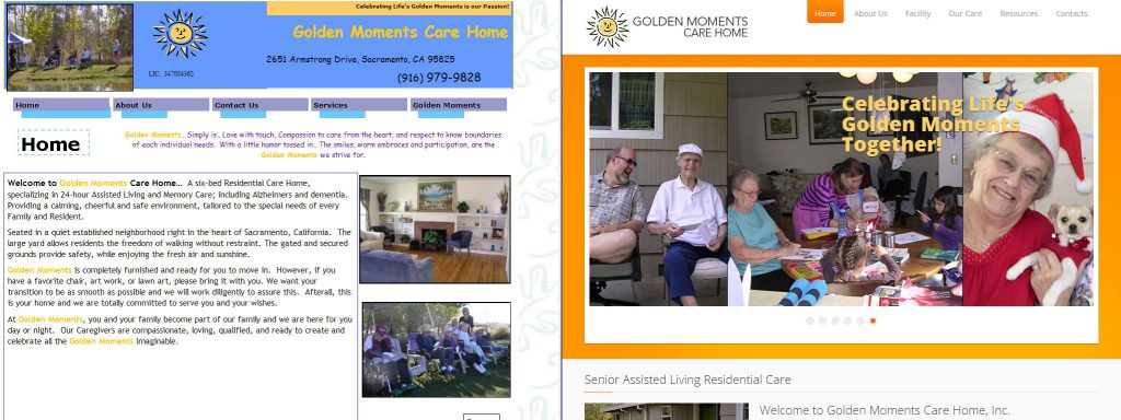 Golden Moments Care Home