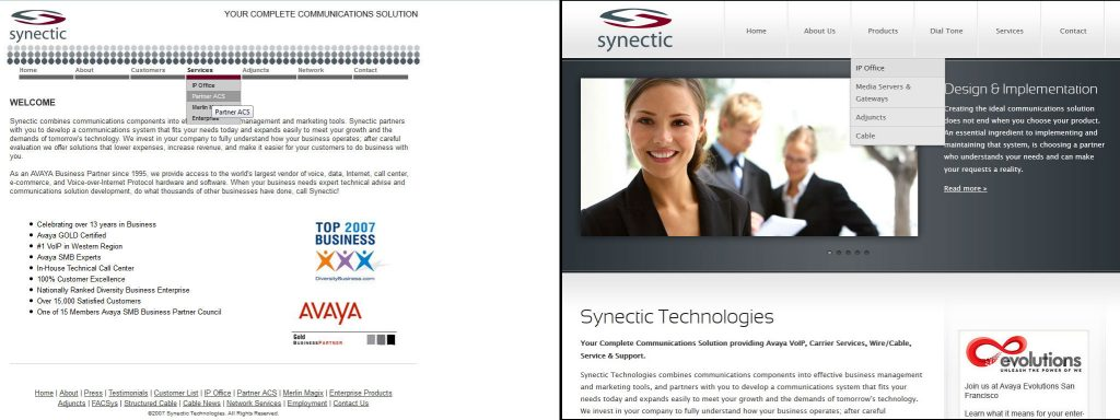 Synecic Technology