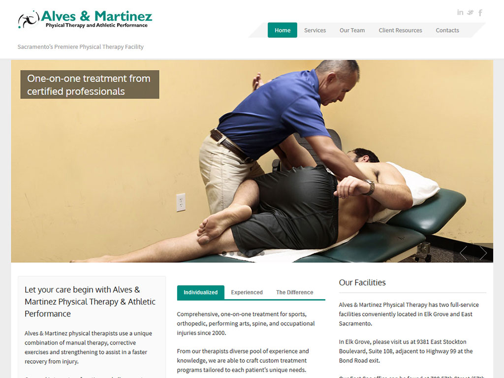 physical therapy case studies examples