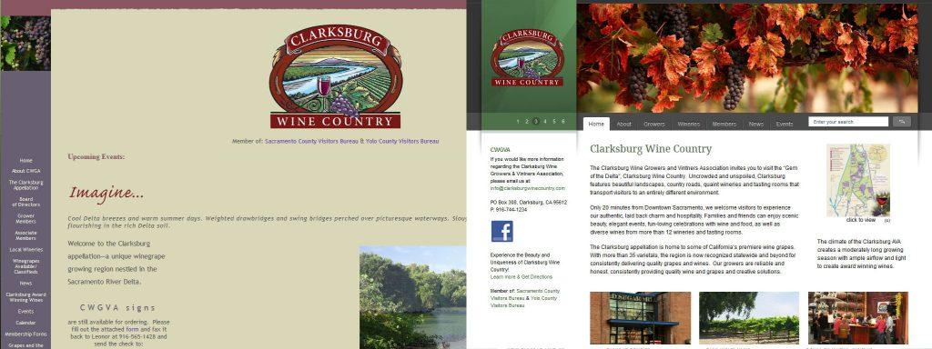 Clarksburg Wine Growers Association