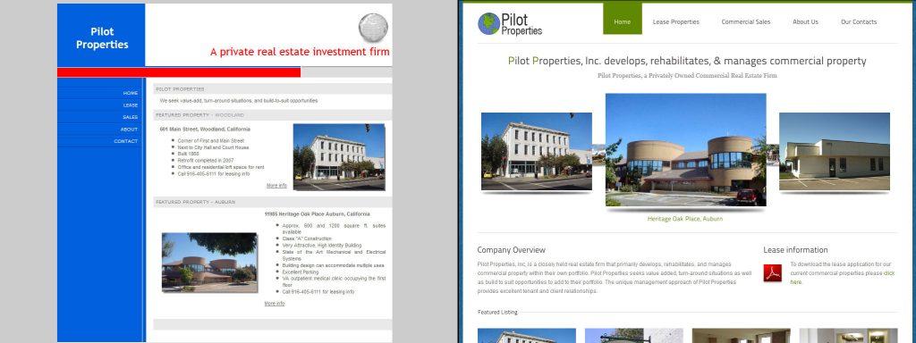 Pilot Properties