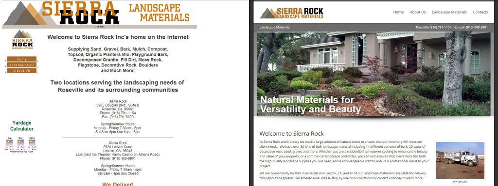 Sierra Rock
